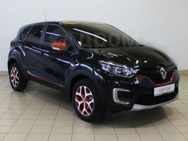 Renault Kaptur, 2019 год, 1 076 970 руб.