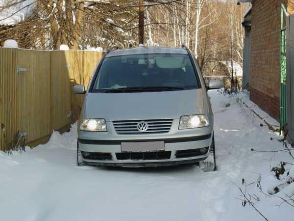 Volkswagen Sharan, 2002 год, 680 000 руб.