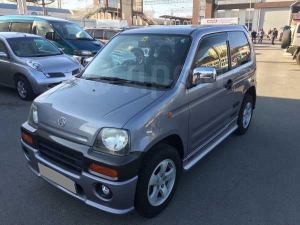 Honda Z, 2001 год, 195 000 руб.