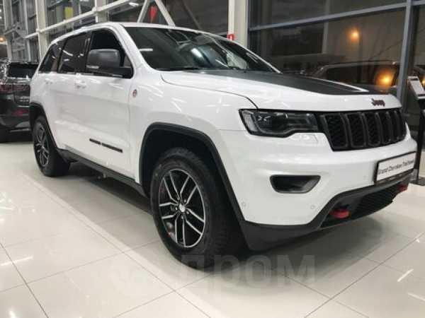 Jeep Grand Cherokee, 2019 год, 3 849 000 руб.
