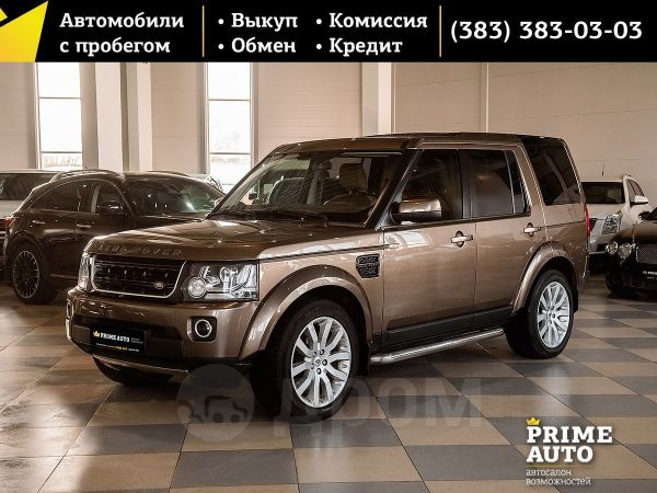 Land Rover Discovery, 2013 год, 1 529 000 руб.