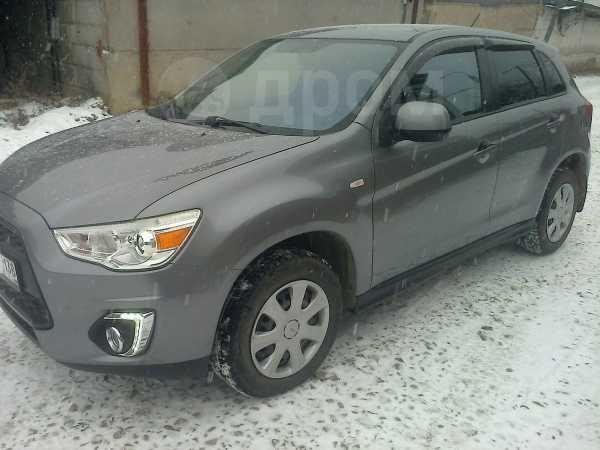 Mitsubishi ASX, 2013 год, 795 000 руб.