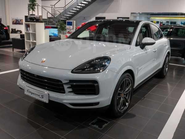 Porsche Cayenne, 2019 год, 8 963 074 руб.