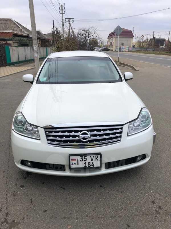 Nissan Fuga, 2005 год, 440 000 руб.