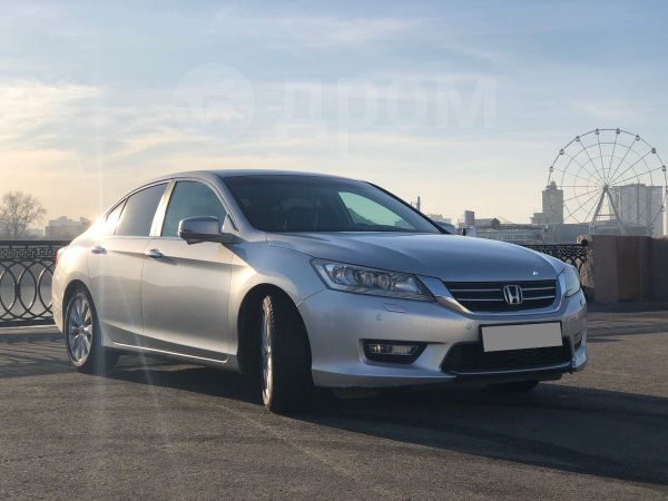 Honda Accord, 2013 год, 950 000 руб.