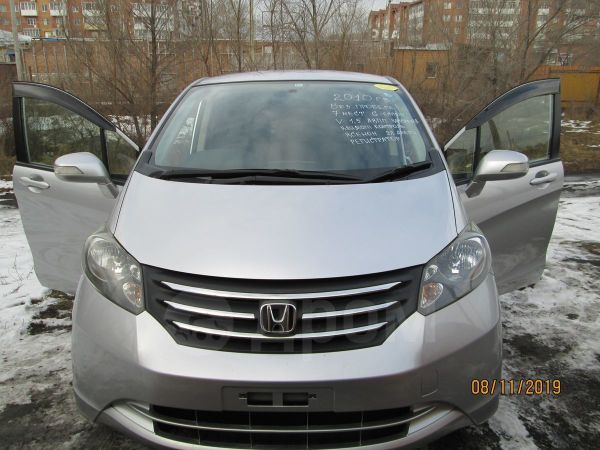 Honda Freed, 2010 год, 579 000 руб.