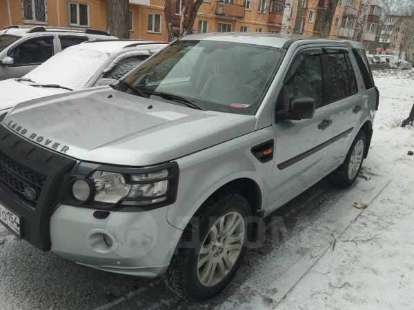 Land Rover Freelander, 2007 год, 585 000 руб.