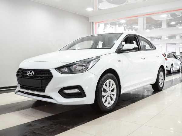 Hyundai Solaris, 2017 год, 670 000 руб.
