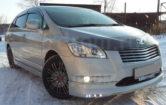 Toyota Mark X Zio, 2008 год, 739 000 руб.