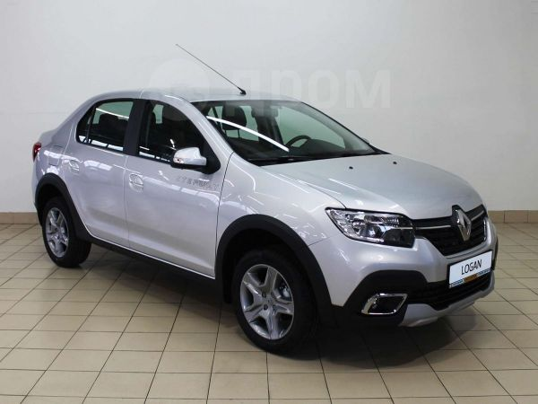 Renault Logan, 2019 год, 735 970 руб.