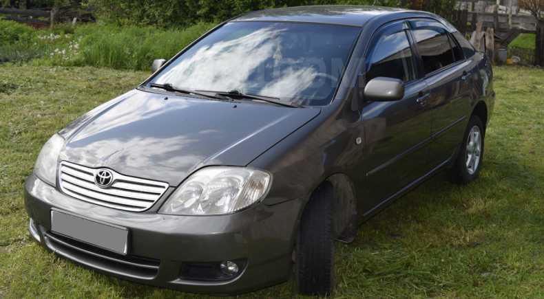 Toyota Corolla, 2005 год, 377 000 руб.