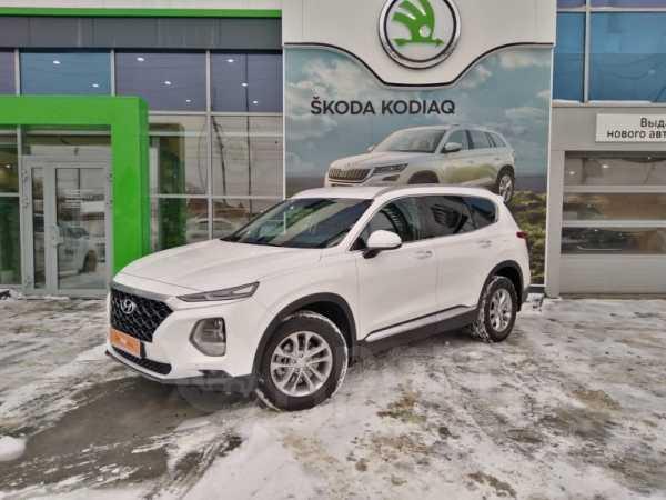 Hyundai Santa Fe, 2019 год, 2 100 000 руб.