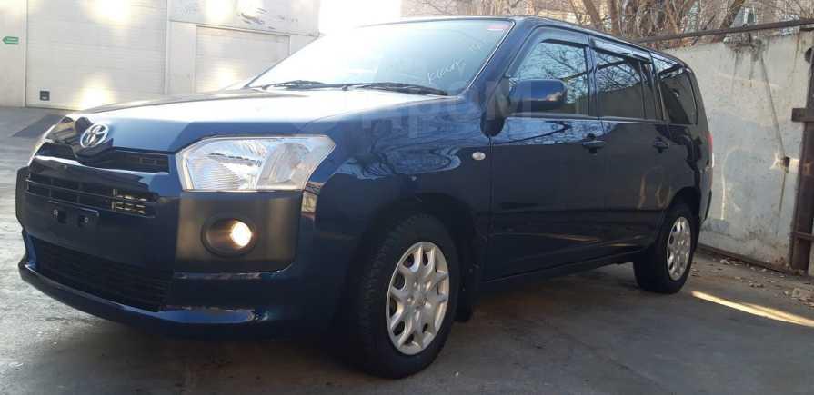 Toyota Probox, 2016 год, 600 000 руб.