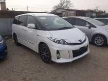 Уссурийск Toyota Estima 2015