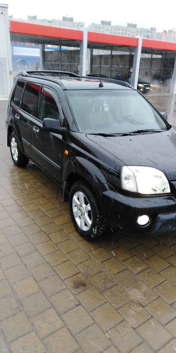 Nissan X-Trail, 2003 год, 360 000 руб.