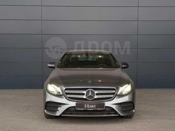 Mercedes-Benz E-Class, 2019 год, 2 961 848 руб.