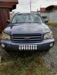 Toyota Highlander, 2002 год, 615 000 руб.