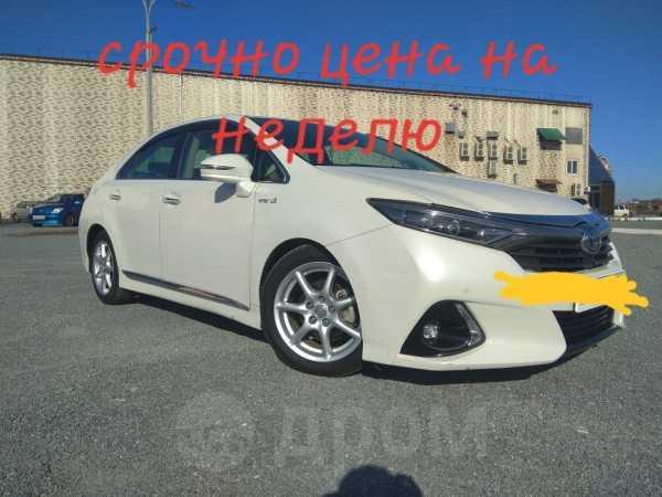Toyota Sai, 2015 год, 1 155 000 руб.