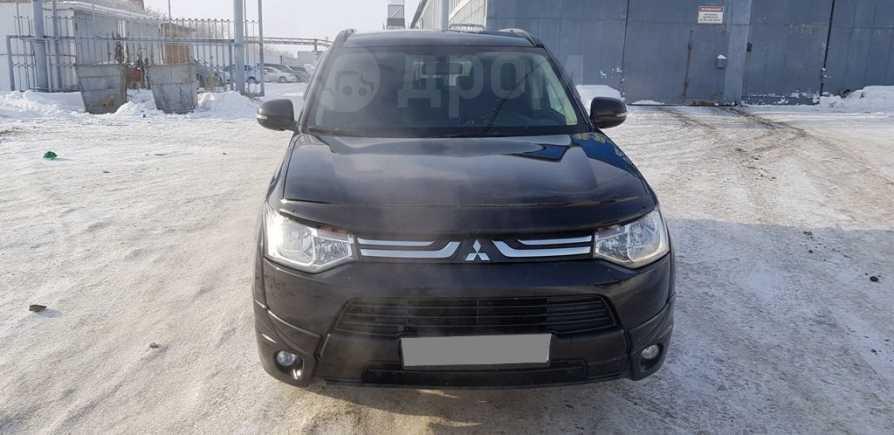 Mitsubishi Outlander, 2014 год, 1 280 000 руб.