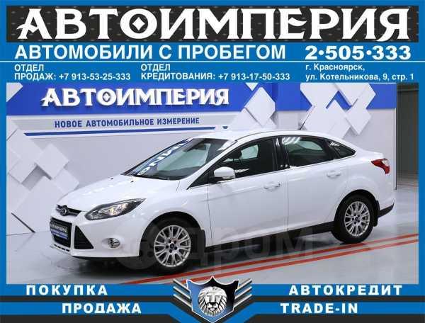 Ford Focus, 2013 год, 508 000 руб.