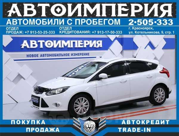 Ford Focus, 2012 год, 508 000 руб.