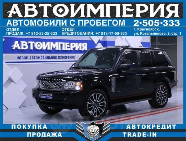Land Rover Range Rover, 2008 год, 818 000 руб.