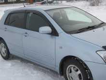 Усть-Абакан Corolla Runx 2005