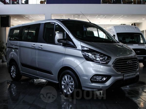 Ford Tourneo Custom, 2019 год, 2 432 000 руб.