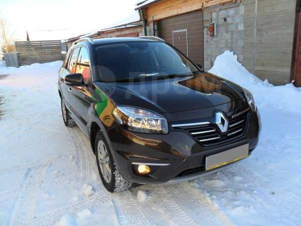 Renault Koleos, 2014 год, 919 000 руб.