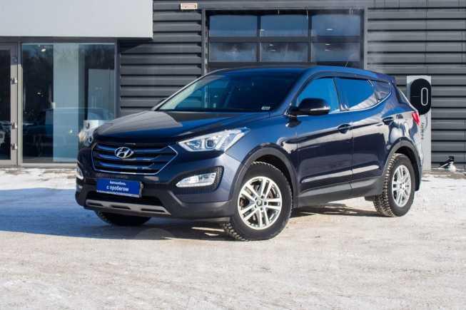 Hyundai Santa Fe, 2014 год, 1 108 460 руб.