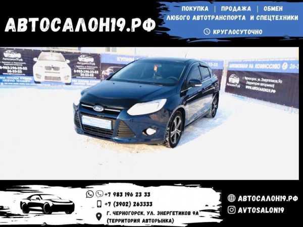 Ford Focus, 2012 год, 474 000 руб.