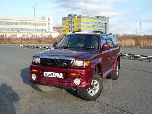 Mitsubishi Montero Sport, 1999 год, 500 000 руб.