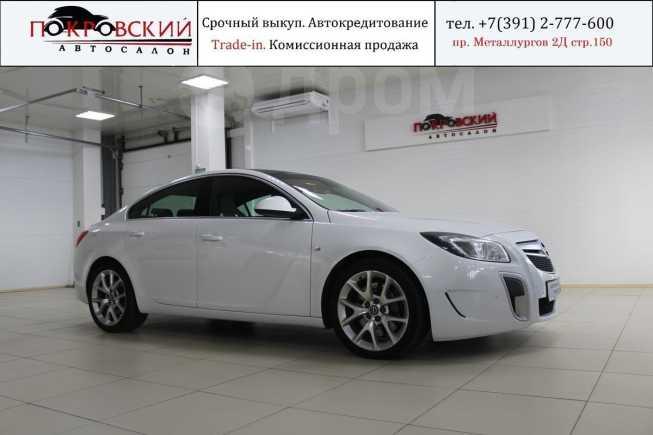 Opel Insignia, 2011 год, 699 000 руб.