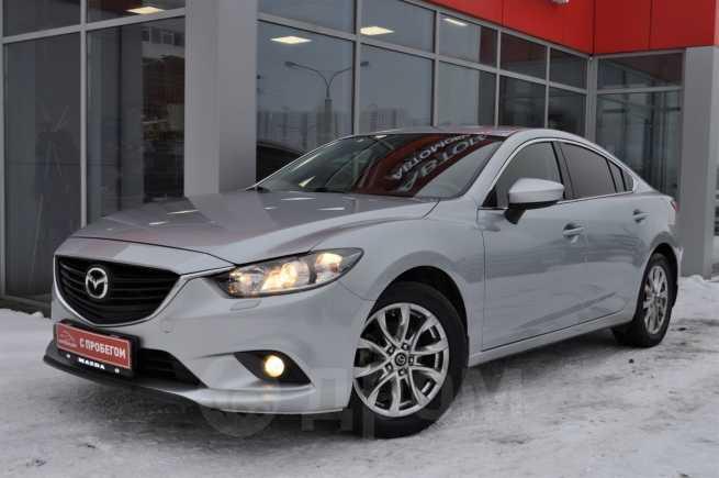 Mazda Mazda6, 2015 год, 959 000 руб.