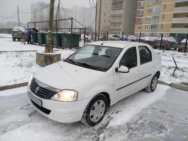 Renault Logan, 2014 год, 345 000 руб.