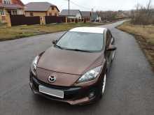 Алексеевка Mazda Mazda3 2012