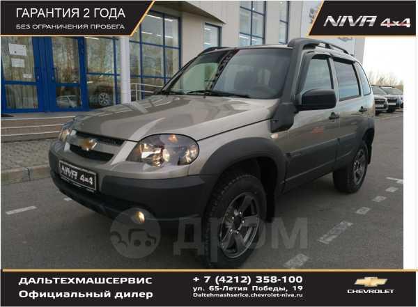 Chevrolet Niva, 2019 год, 848 900 руб.