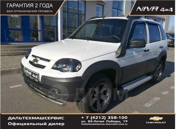 Chevrolet Niva, 2019 год, 885 000 руб.