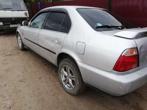 Honda Ascot, 1997 год, 170 000 руб.