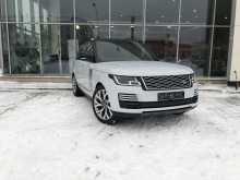 Барнаул Range Rover 2019