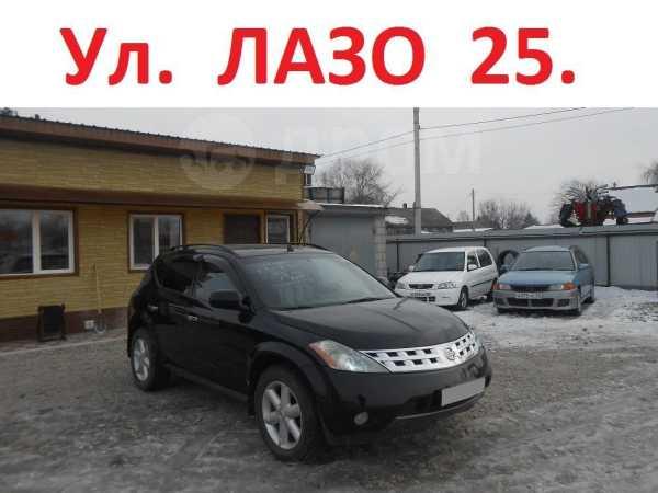 Nissan Murano, 2003 год, 390 000 руб.