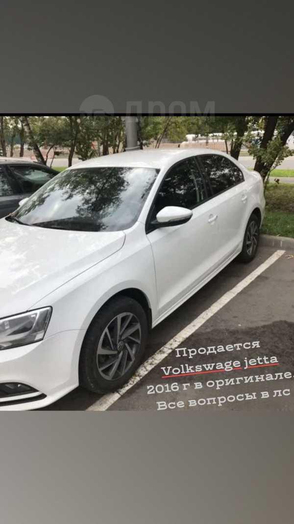 Volkswagen Jetta, 2016 год, 680 000 руб.