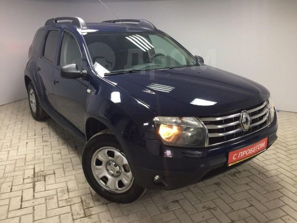 Renault Duster, 2014 год, 520 000 руб.