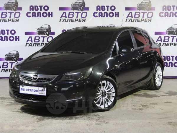Opel Astra, 2011 год, 459 000 руб.