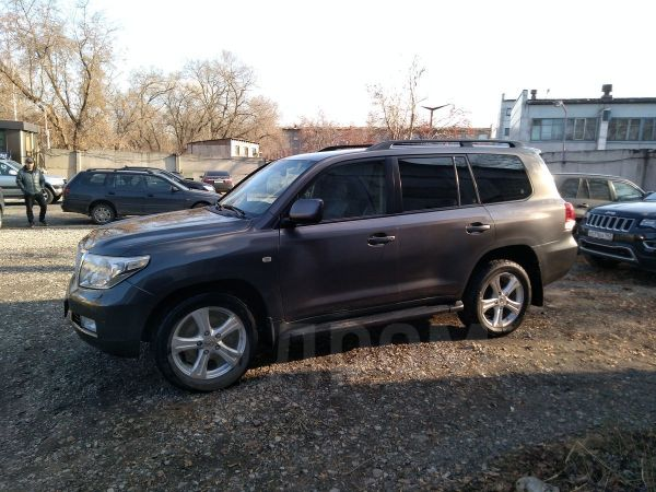 Toyota Land Cruiser, 2008 год, 1 820 000 руб.