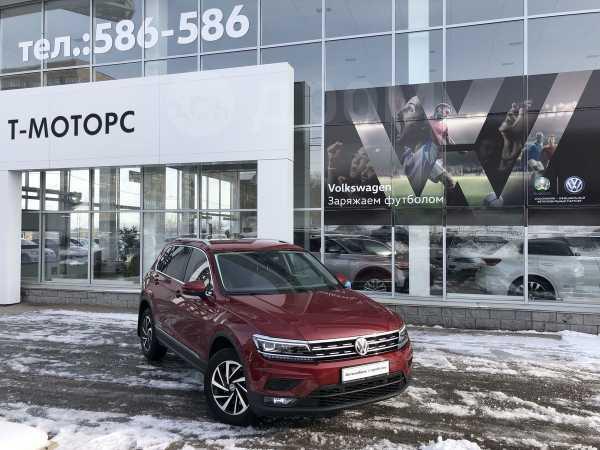 Volkswagen Tiguan, 2018 год, 1 690 000 руб.