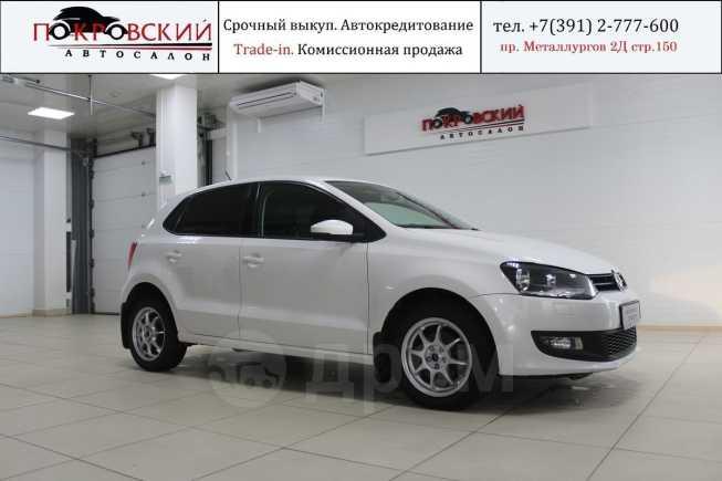 Volkswagen Polo, 2010 год, 415 000 руб.