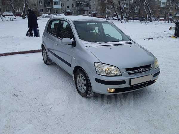 Hyundai Click, 2005 год, 300 000 руб.