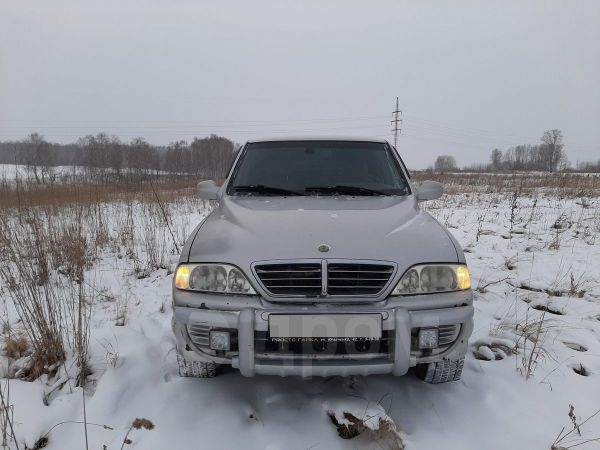 SsangYong Musso Sports, 2005 год, 365 000 руб.