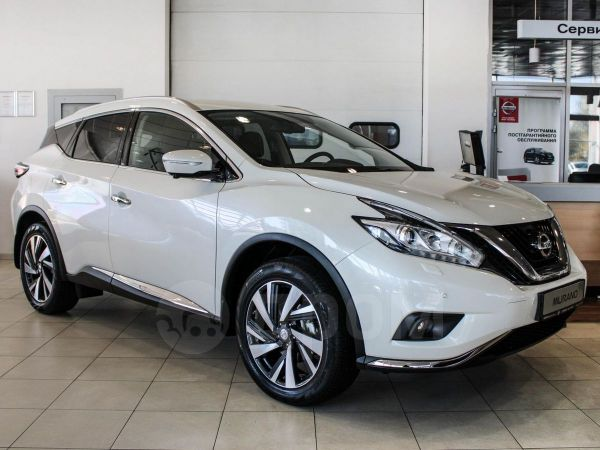 Nissan Murano, 2019 год, 2 760 000 руб.